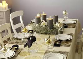 simple christmas table decorations christmas table decorations greatdailydeals co