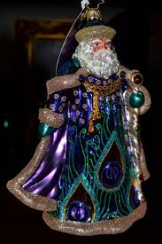 Christopher Radko Halloween Ornaments by Decorating Radko Ornaments Christopher Radko Santa