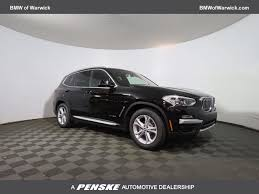 2018 new bmw x3 xdrive30i sports activity vehicle at bmw of