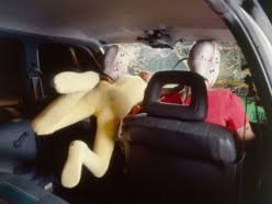 siege auto sans ceinture bien voyager avec ses enfants en voiture
