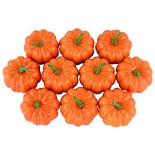 Small Pumpkins Decorating Ideas Amazon Com 3 5