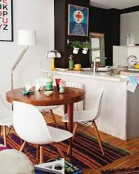 Best  Apartment Dining Rooms Ideas On Pinterest Rustic Living - Apartment kitchen table