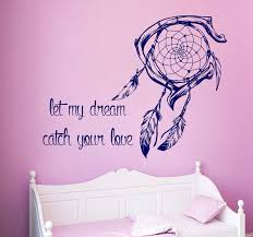 catcher wall decal quote let my catch your