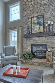 Unique And Beautiful Stone Fireplace by Living Room Cozy Small Coastal Living Room Design With Fireplace