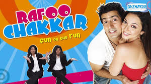 comedy film video clip rafoo chakkar fun on the run 2008 nauheed cyrusi aslam khan