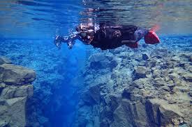 jeep snorkel underwater silfra fissure snorkeling day tour arctic adventures