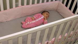 When To Get A Toddler Bed Stop Using Crib Bumpers Doctors Say Cnn