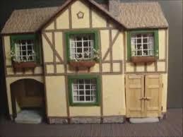 what makes a house a tudor paper model house tudor style avi youtube