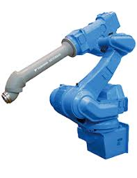 painting robot yaskawa india drive for quality