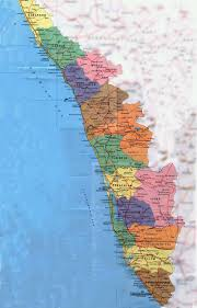 Kerala India Map by South Indian Tour Packages Travel To Kerala Visit Kerala India