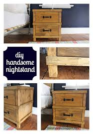 Pottery Barn Inspired Diy Dresser Ana White Owens Nightstand Diy Projects