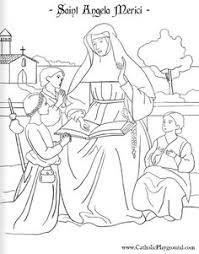 coloring page of saint stephen icoane pinterest saint