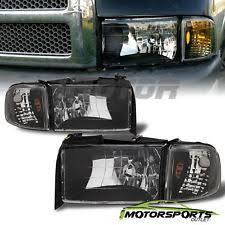 2001 dodge ram 2500 headlight assembly 1998 dodge ram 1500 ebay