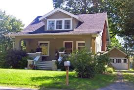 craftsman home exterior paint colors brick house colors on brown
