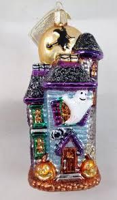 masked jack o lantern halloween ornaments old world christmas
