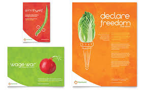 nutrition brochure template diet nutrition flyers templates designs sports fitness