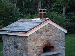 How To Build A Stone by How To Build A Stone Pizza Oven How Tos Diy