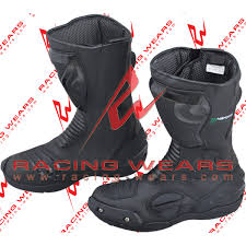 motorcycle racing boots racing wears monster motorbike racing leather boots mrlb1011