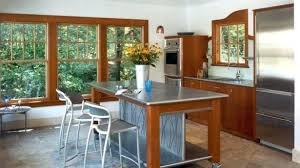 Wheeled Kitchen Islands Portable Kitchen Islands They Make Reconfiguration Easy And