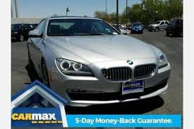 san diego bmw used cars used bmw 6 series for sale in san diego ca edmunds