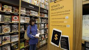 amzn will replace nearly every bookstore barnes noble