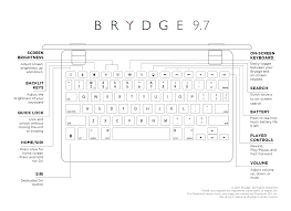 product instruction manuals brydge