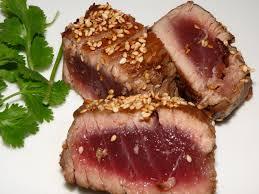 cuisiner thon frais ici et ailleurs thon mi cuit