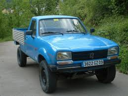 peugeot 504 pickup topworldauto u003e u003e photos of peugeot 504 pickup 4x4 dangel photo