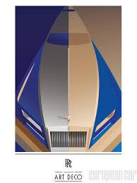 rolls royce art deco cars european car magazine