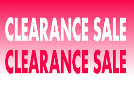 school uniforms clearance items