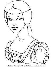 14 images of hestia greek god coloring pages hestia greek