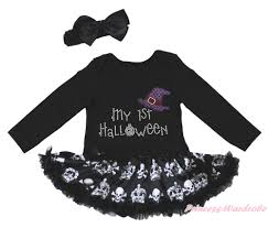 my 1st halloween baby clothes online get cheap skull dresses l aliexpress com alibaba group