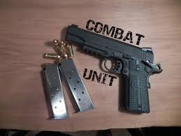 colt combat unit 1911 youtube