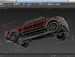 Ford F150 Truck Models - ford f150 2015 low poly truck by art good format 3docean