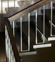 Metal Stair Rails And Banisters Best 25 Modern Stair Railing Ideas On Pinterest Modern Railing