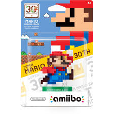mario modern color 30th anniversary series amiibo universal
