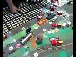 incident command table top exercises ics toolbox nims city tabletop training kit youtube