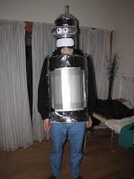 Bender Halloween Costume Diy