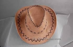 como hacer un sombrero de carton como hacer un sombrero tejano imagui