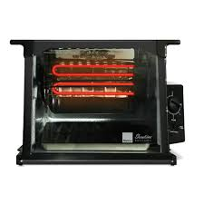 Toaster Oven Turkey Ronco 4000 Series Rotisserie Oven St4023ssgen The Home Depot