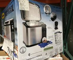 costco open for thanksgiving butterball 23011815 indoor electric turkey fryer xl costco weekender