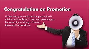 congratulations messages on promotion wishes4lover