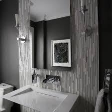 linear bathroom wall sconces design ideas