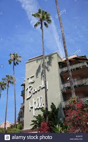 the beverly hills hotel not press stock photos u0026 the beverly hills