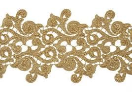 gold lace ribbon loilta lace ribbon dsi london