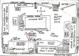 sewing room setup ideas mimiku