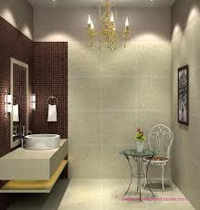 small half bathroom tile ideas come with white ceramic bathtub and