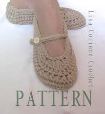 crochet slippers crochet slippers pattern ladies slippers