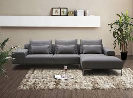 Gray Fabric Sectional Sofa Christian Fabric Sectional Sofa By J M Furniture 1 875 00