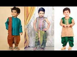 boy kids ethnic wear india traditional dress for boys youtube